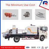 プーリー製造トラックによって取付けられる具体的な配達ポンプ