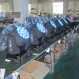 Stage 19X15W Zoom Wash Bee LED Eye Moving Head Light