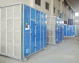 Industrial Modular Heating Unit for Papermaking Workshop
