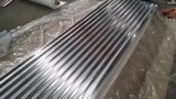 Förderndes Afrika-heißes BAD galvanisiertes gewölbtes Zink-Dach-Blatt (665mm, 800mm, 900mm)
