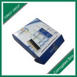 5-vouw de Verpakkende Doos van het Karton van het Fruit van Appelen Karton Golf