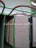 Nuova riga di pittura della strumentazione della macchina di rivestimento della polvere di vendita calda per i portelli