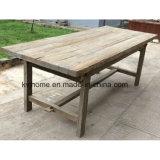 Французским таблица деревянной фермы типа 10 исправленная местом обедая (AF-126)