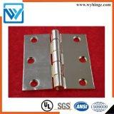 3 Zoll-Schablonen-Kolben-Tür-Scharnier mit UL-Bescheinigung