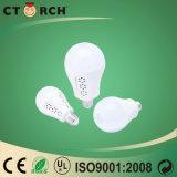 7W LED Emergency intelligente niedrige Lampe des Glühlampe-Preis-E27