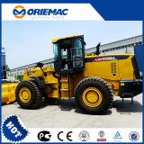 Carregador enorme da roda da cubeta Xcm 4.5cbm/carregador dianteiro 8ton/8000kg Lw800k