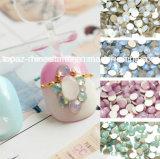 비 최신 고침 못 기술 (FB-SS6 백색 oppal)를 위한 유리제 Strass 수정같은 모조 다이아몬드