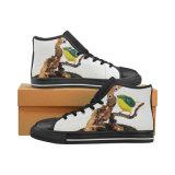 De Fabriek Klassieke Hicut van Droshipping 002 Tennisschoenen van de Douane van de Schoenen van het Canvas