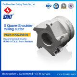 Kr квадрат филируя резца CNC 90 градусов износоустойчивый Indexable и инструмент PE09 плеча филируя