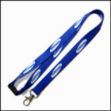 Logo d'impression personnalisé Polyester Breakaway Safety Custom Lanyards for ID Badges