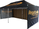 Exposition Promotion Waterproof Gazebo 4X8m Pop up Tente pliante en aluminium