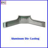 Le support de support de mur de TV en aluminium le moulage mécanique sous pression fait sur commande