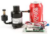 Compresor ajustable rotatorio de la C.C. de la velocidad 1500~6000rpm 12V del Ce de calidad superior con precio de fábrica de la tarjeta de programa piloto