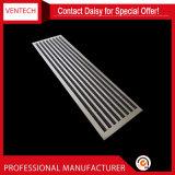 Diffusore lineare della scanalatura di ritorno di alluminio del muro laterale di ventilazione