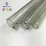 Boyau flexible de Layflat de l'eau de PVC pour l'irrigation de jardin et de ferme