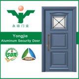 外部アルミニウム開き窓のドアの機密保護のドア