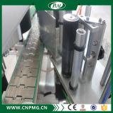 Оборудование автоматического стикера 2 бутылок сторон стеклянных слипчивого обозначая