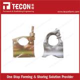 Tecon populäre 48.3 mm galvanisierte gepressten Baugerüst-Koppler