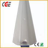 Heet verkoop Lamp van de Lichten van de Buis van de Huisvesting van de Nieuwe LEIDENE de Enige Steun van de Buis T5 T8 met de Goedkope Prijs van de Dekking,