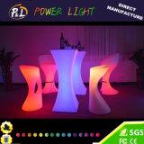 RGB LEDの家具のライトバーの腰掛けを変更する16のカラー