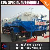 Carro de salida del camión del agua del carro del saneamiento del agua de Dongfeng 8mt 10mt