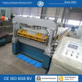 1200mm Aluminium-RingeMitsubishi PLC-Dach-Strafrolle, die Maschine bildet
