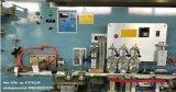 Zahnpasta-Satz-Gefäß/kosmetisches Sahnegefäß/Hotel-Produkt-Gefäß/Gesichts-Sahne-Gefäß/Augen-Sahnegefäß/Salbe-Gefäß/Alu Plastik lamelliertes Gefäß/Plastikmaschine des gefäß-/Abl/Pbl