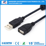 2016 Hot Sale Black Male to Female USB Extension Cable