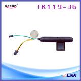 O mini trabalho do perseguidor do GPS do veículo 3G com WCDMA Waterproof IP67 com sistema de seguimento livre de 1 ano (TK119-3G)