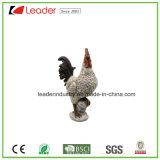 Реалистичные Rooster Polyresin статую на Пасху художественным оформлением и Сад Ornmanet