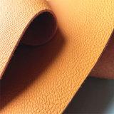 ソファーの家具Hw-235を作るためのMicrofiber PUの革