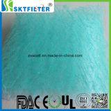 Peinture blanche et verte en fibre de verre Stop Filter Media