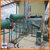 Venta caliente Jnc-10 Máquina de reciclaje de residuos de petróleo negro