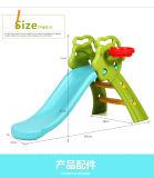 Складное миниое крытое и напольное скольжение младенца Plastc для сбывания (HBS17016B)