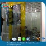 Porta de tira da economia de energia do quarto de armazenamento frio 5mm