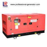 Navio / Automobile / Conjunto de Gerador de contentores industriais com grande depósito de combustível