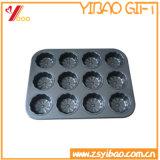Bandeja de cubo de gelo de silicone personalizada e personalizada