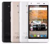 Cubot 에코 5.0 인치에 의하여 자물쇠로 열리는 Smartphone 인조 인간 6.0 Mtk6580 쿼드 코어 셀룰라 전화 2GB 렘 16GB ROM 3000mAh 지능적인 전화 금 색깔