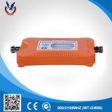 Repetidor móvil sin hilos de la señal del G/M WCDMA 900/2100MHz