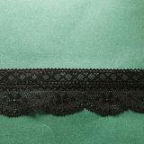 Patrón Rhombic estrecho negro de encaje de fresado para embarcaciones de bricolaje