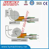 Dobladora del tubo hidráulico del tubo del control del PLC de DW100NC