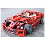 Plastikmodell ferrari-Sportscar blockt Spielzeug 1322PCS