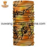 Bandana sans joint de tube d'extension de sports de foulard principal changeable magique initial