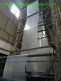 80mic 100mic 120 Mic 150mic 180mic 200mic 250mic anti-UV transparente película com efeito de estufa