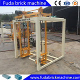 半自動空の連結の煉瓦機械装置