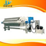 Automatische Platten-Verschiebung-Raum-Filterpresse-Maschine für Abwasser-Behandlung