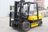 automatischer 4ton Dieselgabelstapler mit chinesischem Motor A498, 3m 2stages anhebende Höhe, ein guter Hersteller-Preis