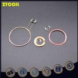Bobines d'IDENTIFICATION RF de faisceau d'air avec le câblage cuivre
