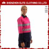 Workwear визави угольной шахты Hi розовый для женщин