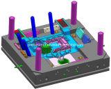En aluminium la lingotière de moulage mécanique sous pression pour la transmission à haute pression de bâti